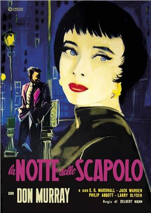 La notte dello scapolo (1957) (Cineclub Classico, n/b)