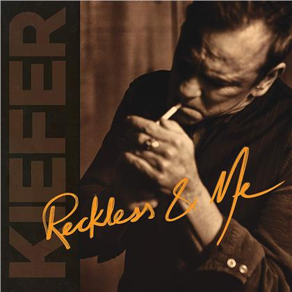 Kiefer Sutherland - Reckless & Me (Limited Signed Edition)