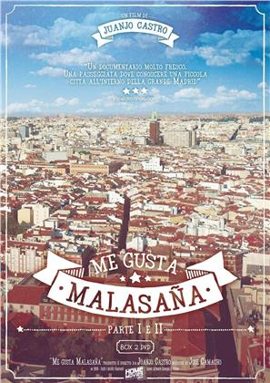 #MeGustaMalasaña - Parte 1 & 2 (2017) (2 DVD)