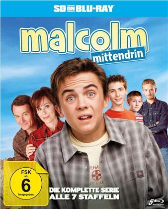 Malcolm mittendrin - Die komplette Serie (5 Blu-rays)