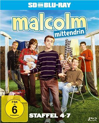 Malcolm mittendrin - Staffel 4-7 (3 Blu-rays)