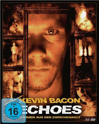 Echoes - Stimmen aus der Zwischenwelt (1999) (Cover A, Mediabook, Blu-ray + DVD)