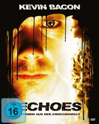 Echoes - Stimmen aus der Zwischenwelt (1999) (Cover B, Mediabook, Blu-ray + DVD)