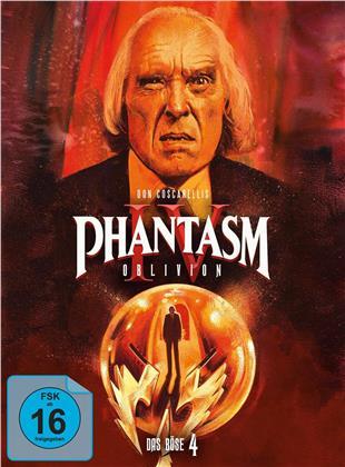 Phantasm IV - Oblivion - Das Böse 4 (1998) (Cover A, Mediabook, Blu-ray + 2 DVDs)