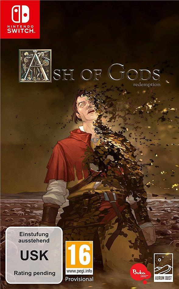 Ash of Gods - Redemption