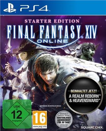 Final Fantasy XIV Online (Starter Edition)