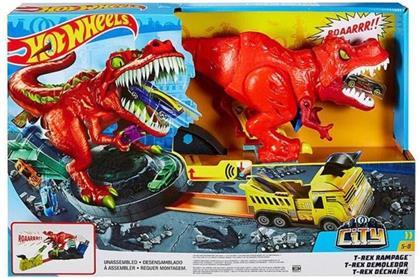 Hot Wheels - City: T-Rex Rampage
