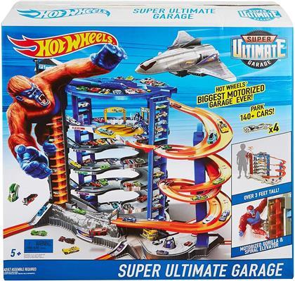 Hot Wheels - Super Ultimate Garage Play Set