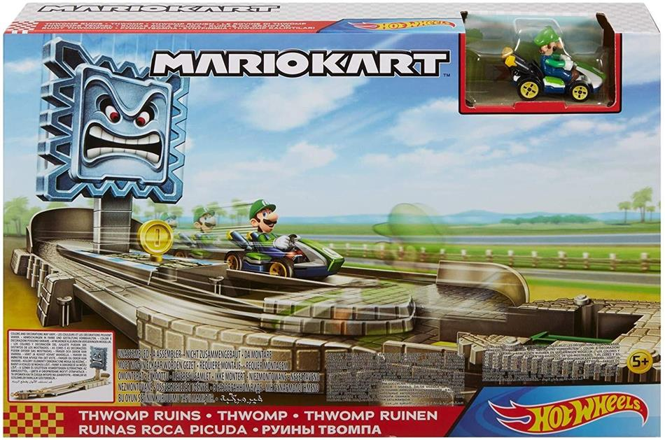Hot Wheels - Mario Kart: Thwomp Ruins