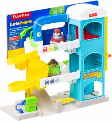 Little People - Wheelies Garage Playset