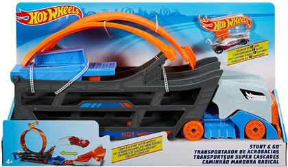 Hot Wheels - Stunt & Go: Track Set