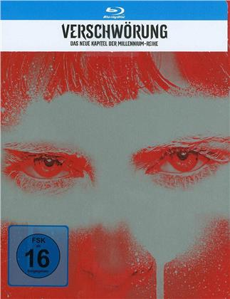 Verschwörung - The Girl in the Spider's Web (2018) (Edizione Limitata, Steelbook)