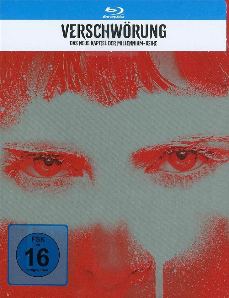 Verschwörung - The Girl in the Spider's Web (2018) (Limited Edition, Steelbook)