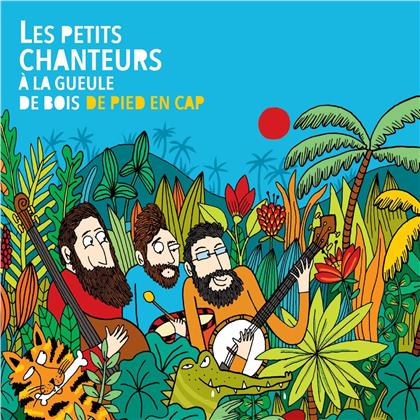 Les Petits Chanteurs A La Gueule De Bois (PCGB) - De Pied En Cap