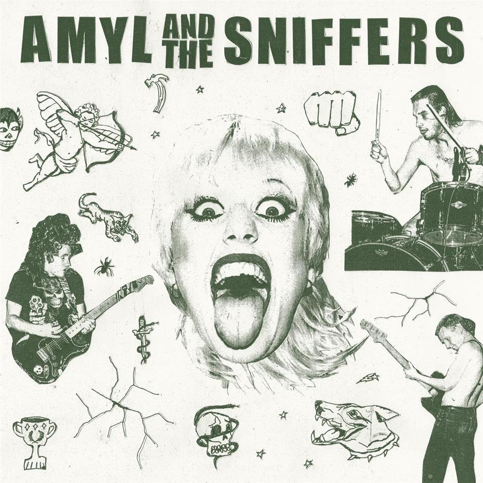 Amyl & The Sniffers - --- (LP)