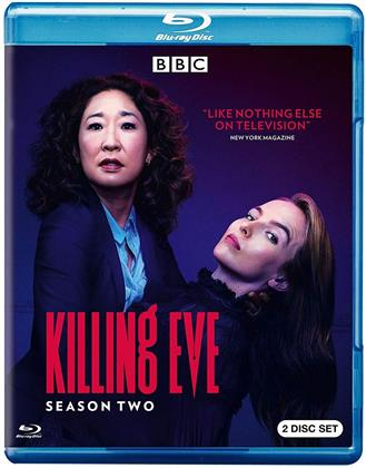 Killing Eve - Season 2 (BBC, 2 Blu-rays)