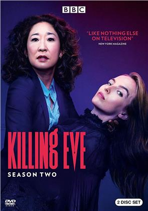 Killing Eve - Season 2 (BBC, 2 DVD)