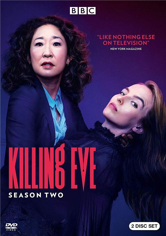 Killing Eve - Season 2 (BBC, 2 DVDs)