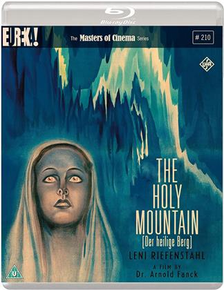 The Holy Mountain - Der heilige Berg (1926) (Masters of Cinema)