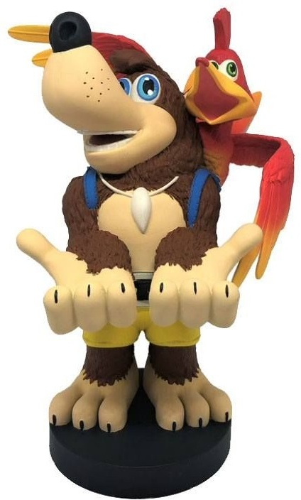 Banjo-Kazooie - Cable Guy
