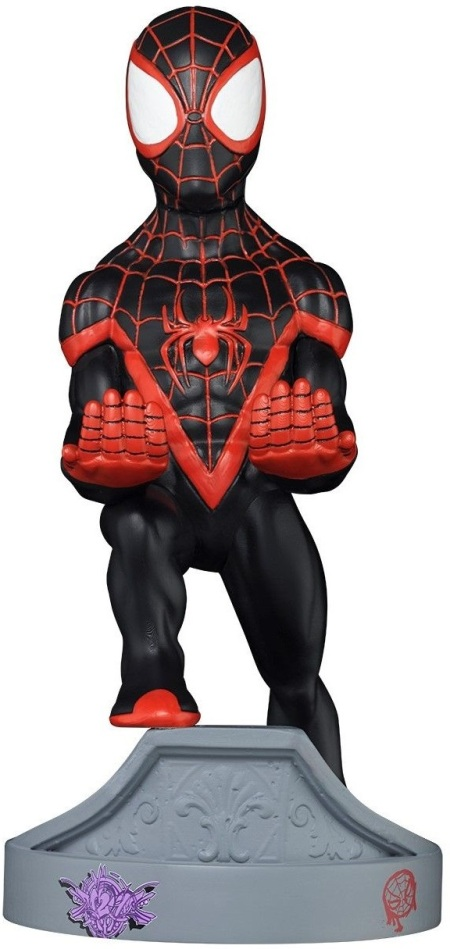 Marvel Comics: Miles Morales Spider Man - Cable Guy