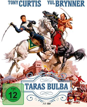 Taras Bulba (1962) (Cover A, Mediabook, Blu-ray + DVD)