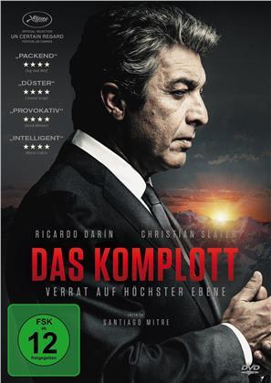 Das Komplott - Verrat auf höchster Ebene (2017)
