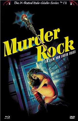 Murder Rock (1984) (The X-Rated Italo-Giallo-Series, Cover A, Limited Edition, Blu-ray + DVD)