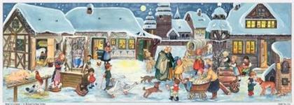 """Adventskalender """"Weihnachten auf dem Lande"""""""""""