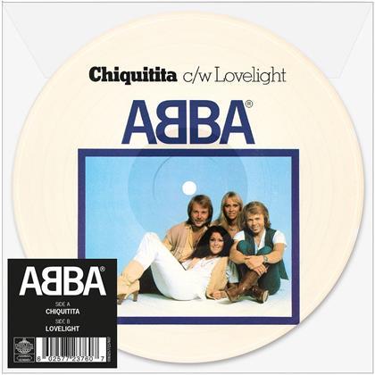 """ABBA - Chiquitita (Limited Edition, Colored, 7"""" Single)"""