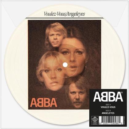 "ABBA - Voulez-Vous (Limited Edition Picture Disc, Colored, 7"" Single)"