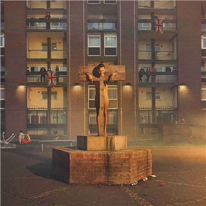 Slowthai - Nothing Great About Britain (White Vinyl, LP)