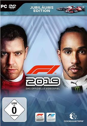F1 2019 Jubiläums Edition (German Edition)