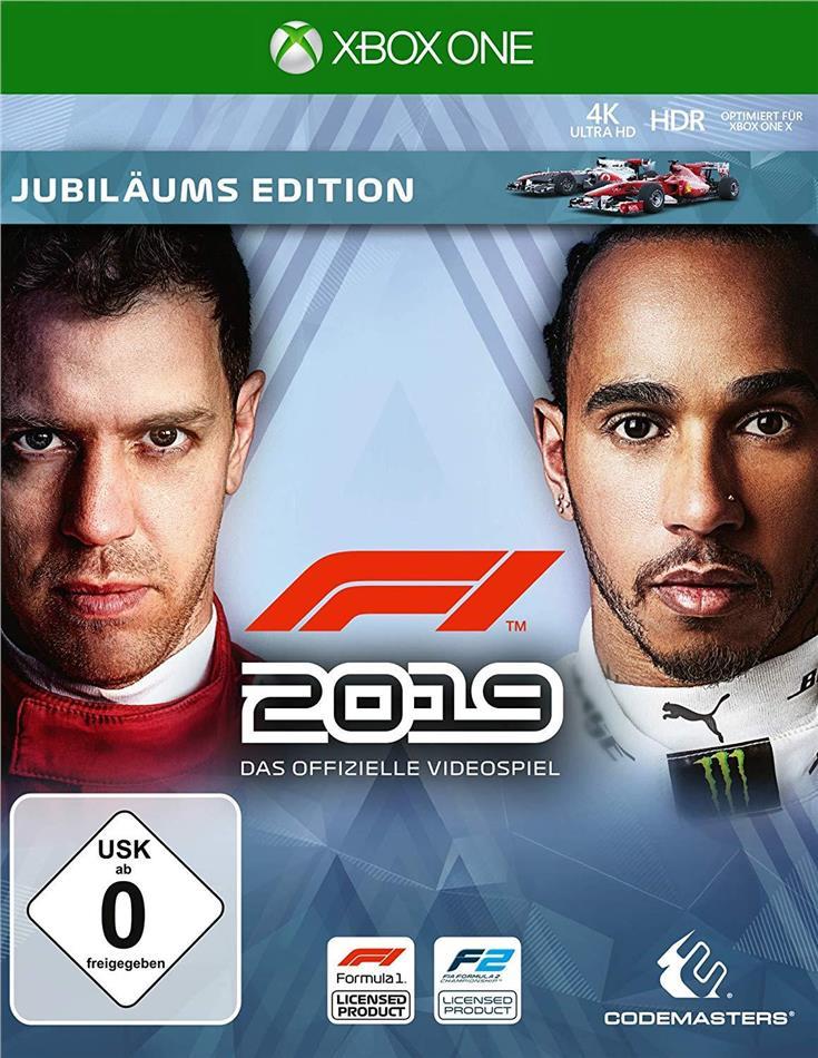 F1 2019 Jubiläums Edition (German Edition)