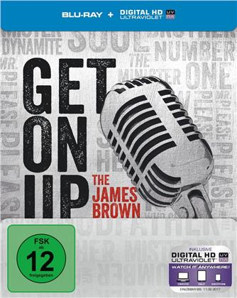 Get on up (2014) (Limited Edition, Steelbook)