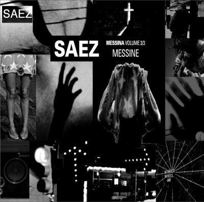 Saez - Messina - Messine (2 LPs)