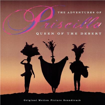 Adventures Of Priscilla: Queen Of The Desert - OST (at the movies, Colored, 2 LPs)