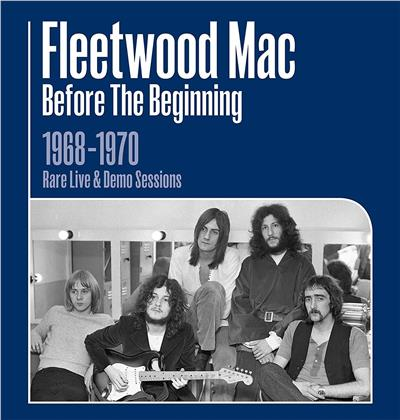 Fleetwood Mac - Before The Beginning (1968-1970 Live & Demo Sessions) (3 LPs)