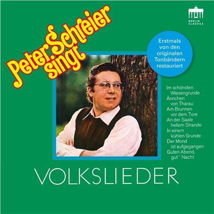 Peter Schreier & Gewandhausorchester Leipzig - Peter Schreier Singt Volkslieder