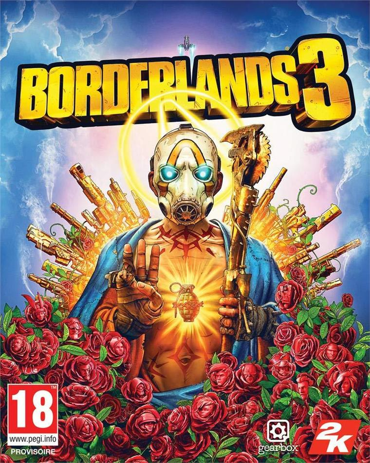 Borderlands 3 - (Code in a Box)