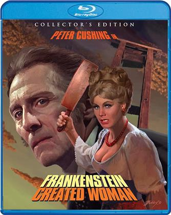 Frankenstein Created Woman (1967) (Collector's Edition)