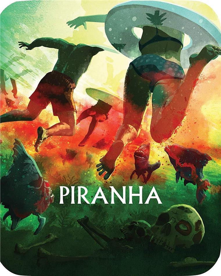 Piranha (1978) (Limited Edition, Steelbook)
