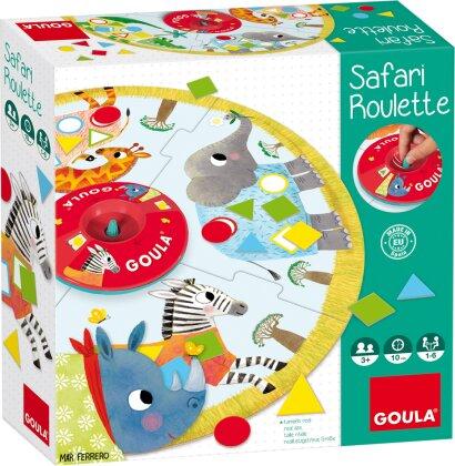 Safari Roulette - d/f/i
