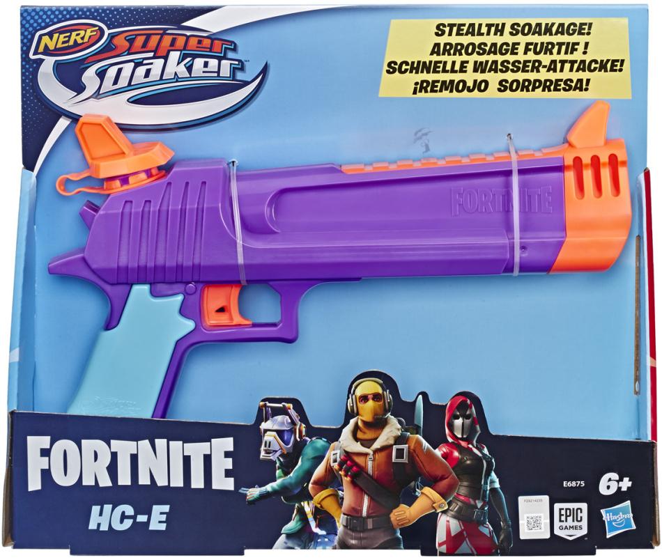 Super Soaker Fortnite HC-E