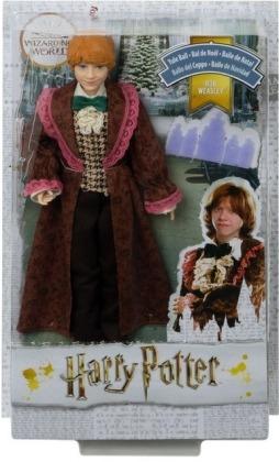 Harry Potter Weihnachtsball Ron Weasley Puppe