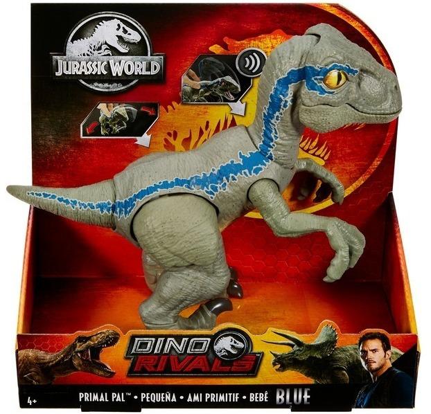 Jurassic World Dinofreundin Blue