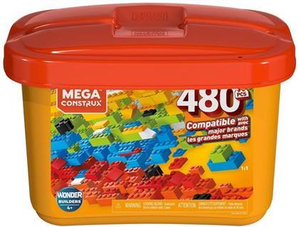 Mega Construx Box für Kreative (480 Teile)