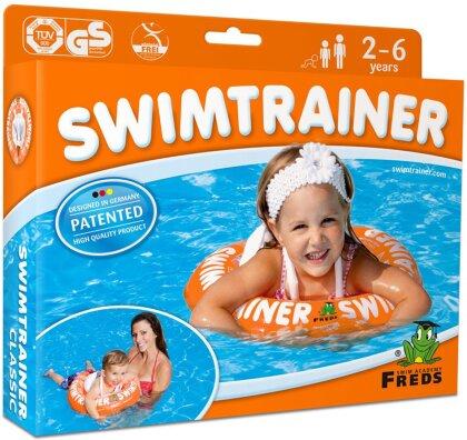 Swimtrainer Classic, orange - 2-6 Jahre, 15-30 kg,