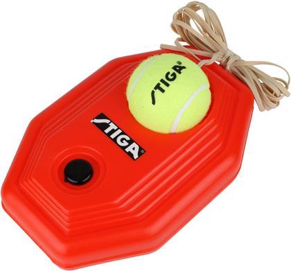 Tennis Trainer - Tennisball an elastischer