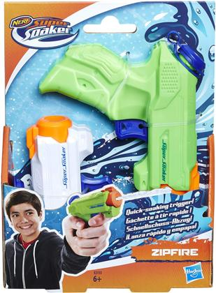 Super Soaker Zipfire 2 Stk. - Wasserpistole im Doppelpack,